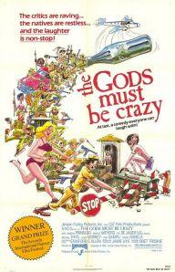 The Gods Must Be Crazy (1980): Bir Kola Şişesi Nelere Kadirmiş Arkadaş!