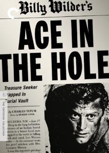 Ace in the Hole (1951): Biz Gazeteciliği de İyi Biliriz