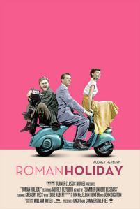 Roman Holiday (1953): Audrey Hepburn ve Roma'nın Nefes Kesici İşbirliği