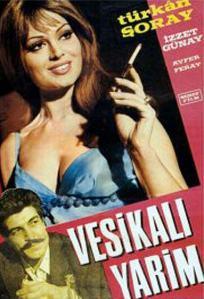 Vesikalı Yarim (1968): Lütfi Akad Sinemasında Kadın Temsili Klasiği